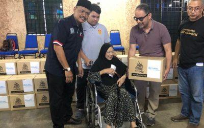 Food Distribution – Islamic Aid Malaysia